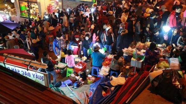Mâu thuẫn tại hội chợ, ca sỹ Du Thiên và người dân hỗn chiến kinh hoàng ngay sau khi vừa hát bài mới với tựa đề 'Xa em'