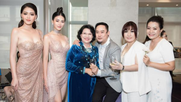 Người đẹp Bến Tre - Hoa hậu Phương Khánh quyến rũ từng centimet với bộ váy cắt xẻ sâu táo bạo