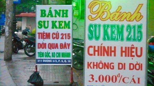Bánh su kem 215 'gây xôn xao' ở Sài Gòn: Đâu mới là quán gốc?