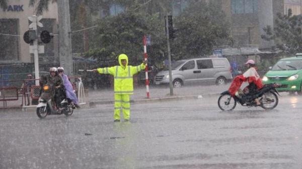 Miền Bắc đón gió mùa gây mưa dông diện rộng vào những ngày tới