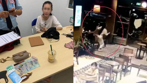 Vừa bị công an triệu tập, 'cô gái trộm túi Gucci' ở Sài Gòn chuyển xuống Vũng Tàu hành nghề?