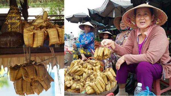 Về Bến Tre ăn Bánh dừa Giồng Luông ngon nức tiếng