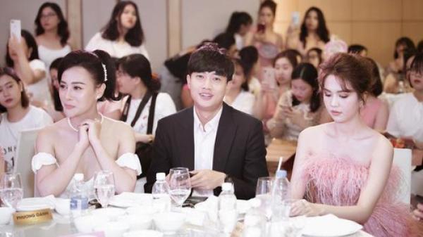 Người đẹp Trà Vinh - Ngọc Trinh ra Hà Nội hội ngộ dàn mỹ nhân truyền hình