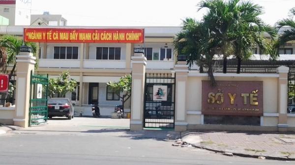 Khởi tố nguyên giám đốc sở Y tế tỉnh Cà Mau