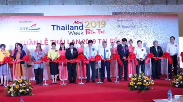 "Khai mạc ""Tuần lễ Thái Lan 2019 tại Bến Tre"""