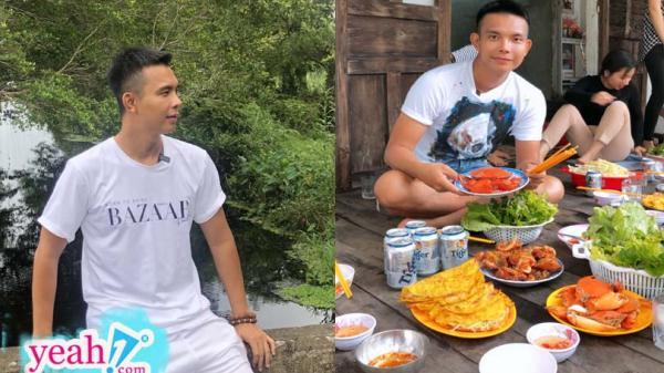 Đỗ Long giới thiệu món ăn ngon của Cà Mau thông qua Vlog đầu tay
