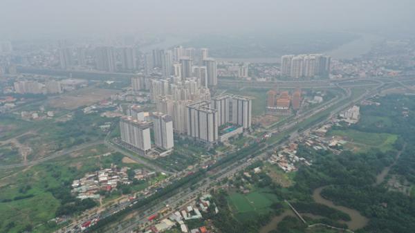 Vì sao không khí ở Thảo Điền ô nhiễm nhất TP.HCM?