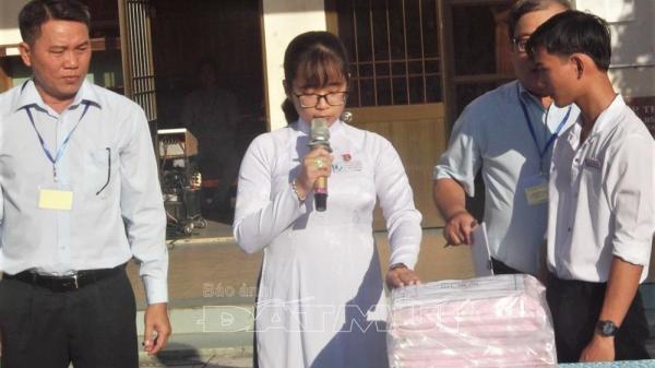 Cà Mau: Hơn 940 thí sinh thi học sinh giỏi THPT cấp tỉnh