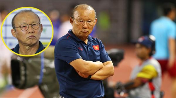 Thầy Park gặp vấn đề sức khỏe trước trận chung kết với U22 Indonesia