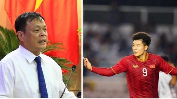 Tuyển thủ Hà Đức Chinh (Phú Thọ) được nhắc đến trong nghị trường HĐND Đà Nẵng