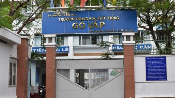 TPHCM: Trò chưa thi, thầy đã đăng đề và đáp án lên facebook