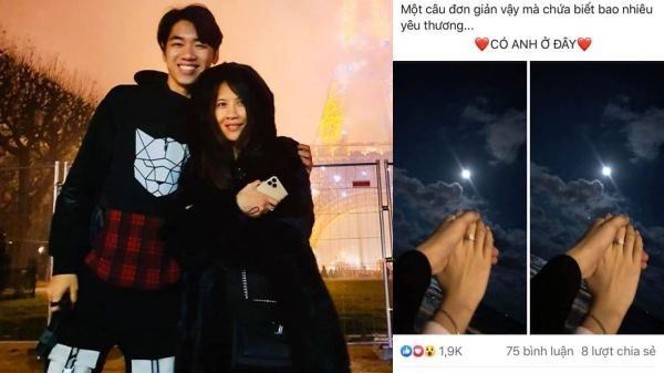 CĐM chia sẻ hình ảnh K-ICM với mẹ nuôi lộ ảnh tay trong tay, tình tứ nhắn nhủ: 'Có anh ở đây rồi'