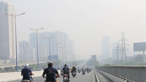 Ô nhiễm không khí ở TP.HCM có thể kéo dài đến Tết Canh Tý 2020