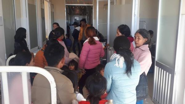 108 người nghi bị n.gộ đ.ộc phải nhập viện sau bữa ăn của đoàn từ thiện đến từ TP.HCM