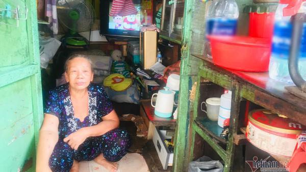 Cuộc đời đầy thăng trầm của người phụ nữ Sài Gòn một thời sống giàu có, cuối đời ở căn nhà 2m2