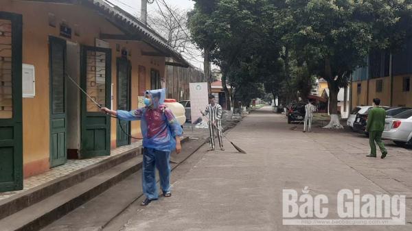 Trại tạm giam (Công an tỉnh Bắc Giang) dừng thăm nuôi phạm nhân, người bị tạm giữ, tạm giam