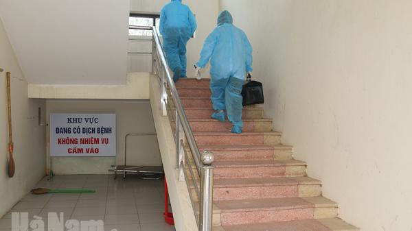 14 trường hợp nghi ngờ ở Hà Nam có kết quả âm tính với Covid-19