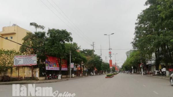 Hà Nam: Nhiều nhà hàng, cơ sở kinh doanh ở Phủ Lý đóng cửa theo chỉ đạo của UBND tỉnh