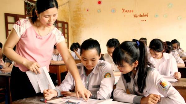 Hà Nam: Hướng dẫn tinh giản nội dung dạy học kỳ II