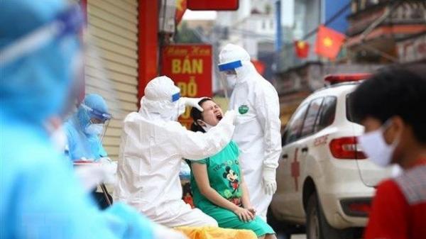 Cập nhật sáng 13/4: Thêm 2 người ở 'ổ dịch' Hạ Lôi mắc COVID-19, Việt Nam có 262 ca bệnh