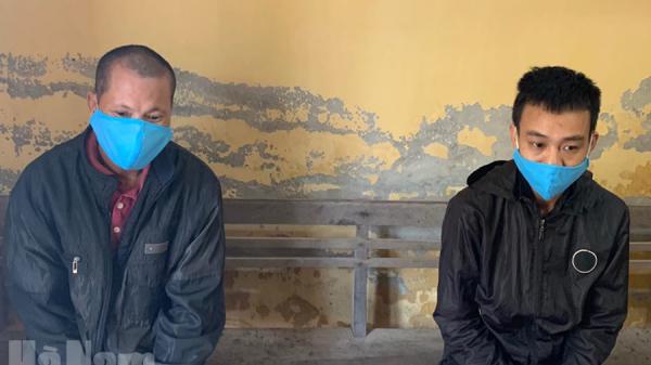 Hà Nam: Công an huyện Bình Lục bắt 02 vụ tàng trữ trái phép chất cấm