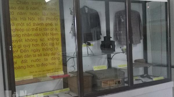 """Hà Nam: Triển lãm chuyên đề """"Đại thắng mùa xuân năm 1975"""""""