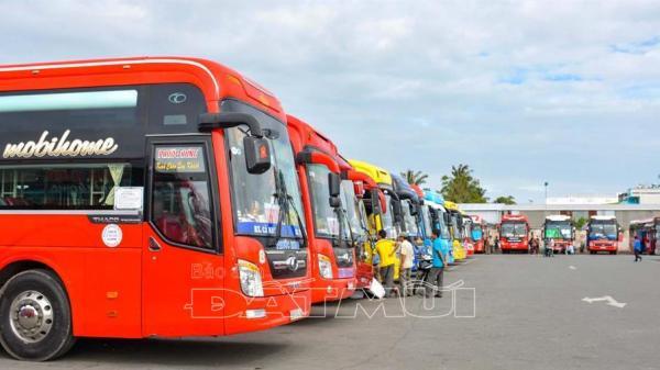 Cà Mau: Bãi bỏ quy định ngồi giãn cách trên các phương tiện vận tải hành khách