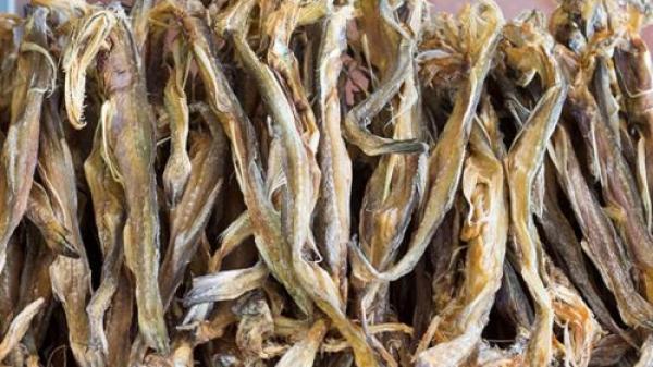 Cà Mau: Sức tiêu thụ các mặt hàng cá khô tại huyện Ngọc Hiển tăng trở lại