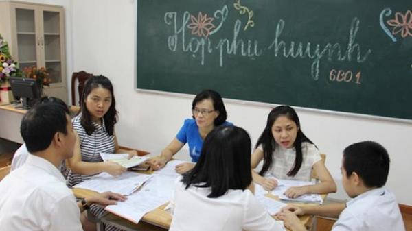 Bộ GD&ĐT quán triệt Ban đại diện cha mẹ học sinh chỉ được thu 2 khoản phí trong năm học