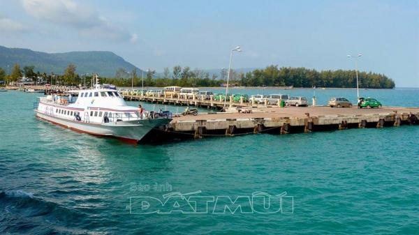 Mở tuyến du lịch đường biển Cà Mau - Nam Du - Phú Quốc