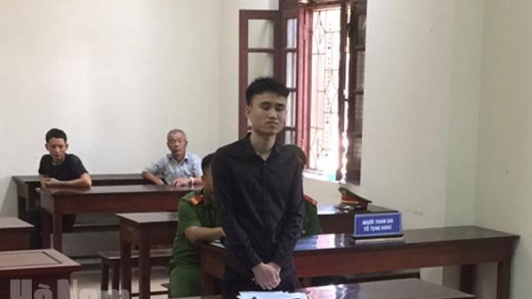 """Lĩnh án 18 năm tù về tội """"Giết người"""" sau hơn 1 năm trốn truy nã"""