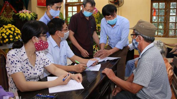 Hà Nam: Hơn 108 tỷ đồng hỗ trợ người dân bị ảnh hưởng bởi dịch Covid - 19