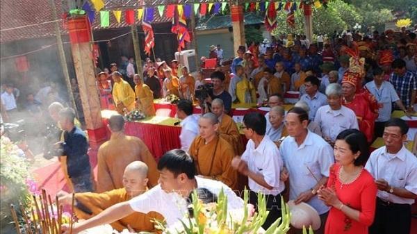 Hải Dương: Tưởng niệm 577 năm ngày mất Anh hùng dân tộc, Danh nhân văn hóa thế giới Nguyễn Trãi