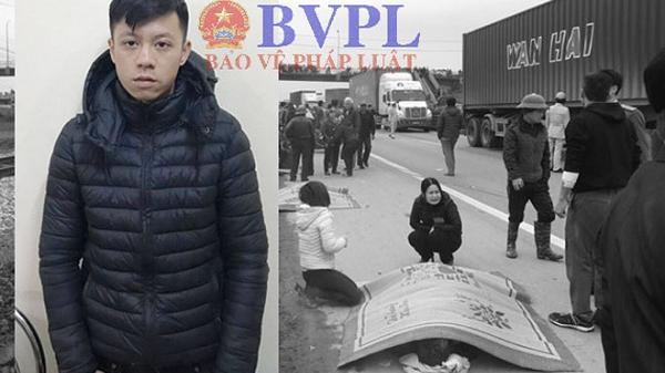 Tài xế gây tai nạn thảm khốc làm chết 8 người ở Hải Dương lĩnh án 13 năm tù