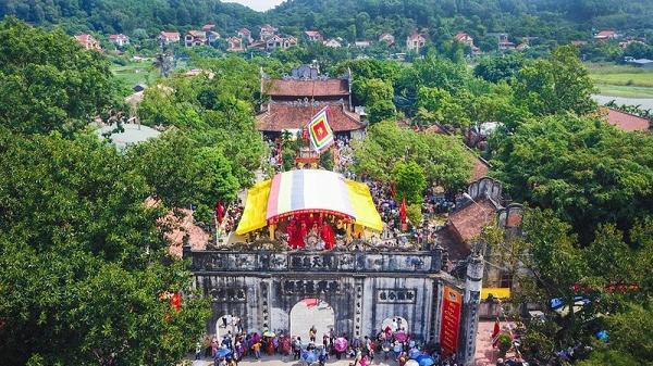 Gần 12 vạn lượt du khách về Hải Dương trẩy hội mùa thu Côn Sơn - Kiếp Bạc