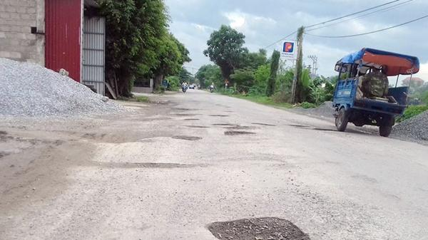 Hà Nam: Đầu tư hơn 196 tỷ đồng nâng cấp 1 tuyến đường