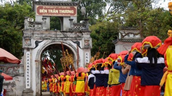 Hà Nam: Kế hoạch Tổ chức Lễ phát lương Đức Thánh Trần đền Trần Thương xuân Canh Tý 2020