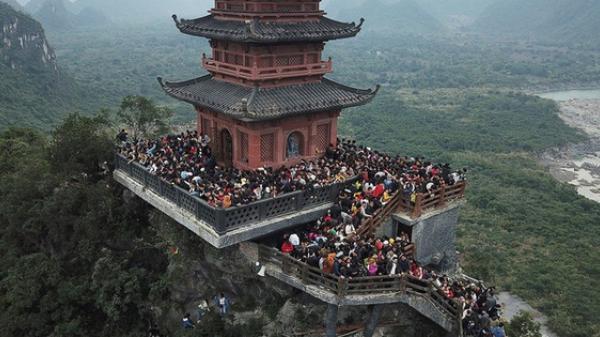 Dừng khai hội chùa Tam Chúc, Bái Đính, Yên Tử, Ba Vàng để phòng bệnh do virus corona