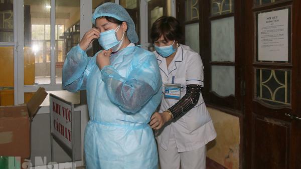 Hà Nam: Đã có kết quả xét nghiệm Covid-19 của 2 bệnh nhân trên địa bàn tỉnh