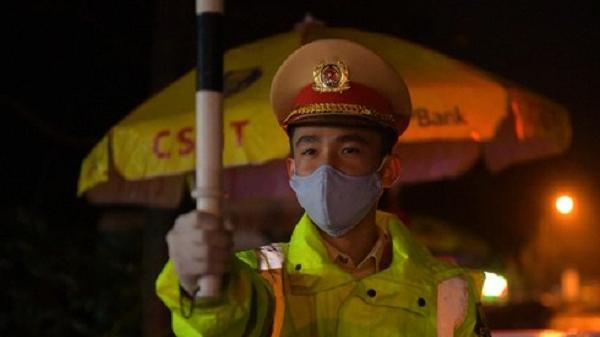 Lá chắn vững chắc kiểm soát dịch tại cửa ngõ từ Hòa Bình vào Hà Nội