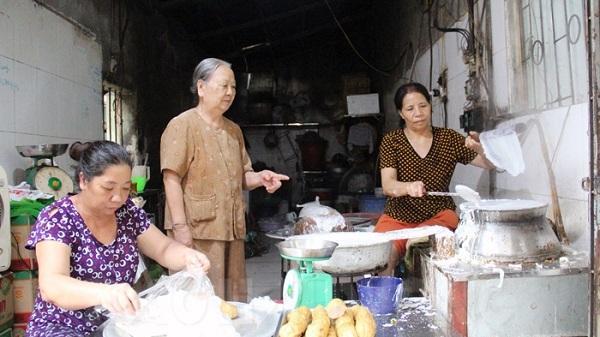 Về Hải Dương thưởng thức ngay món bánh cuốn Hàn Giang ngon nức tiếng