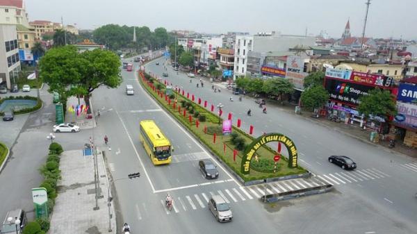 Hà Nam: Trang hoàng đường phố chào đón Đại lễ Phật đản Liên hợp quốc