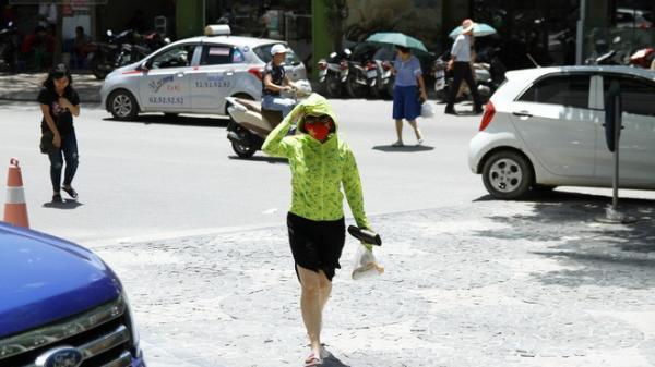Bắc Bộ chuẩn bị đón đợt nắng nóng gay gắt với nhiệt độ cao nhất vượt ngưỡng 38 độ C