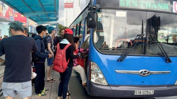 TPHCM công bố số điện thoại nóng trị 'yêu r âu xanh', t.rộm c.ắp... trên xe buýt