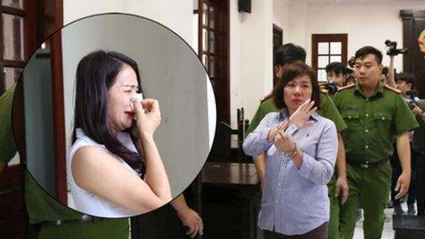 TPHCM: Nữ tài xế BMW vẫy tay chào người thân sau khi bị tuyên phạt