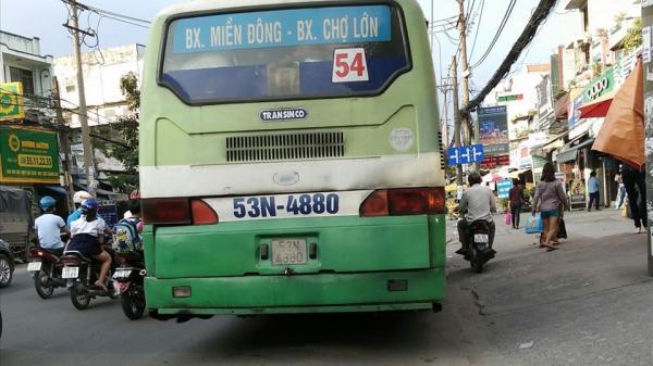 TPHCM: Tuyến xe buýt đông khách bất ngờ xin dừng hoạt động