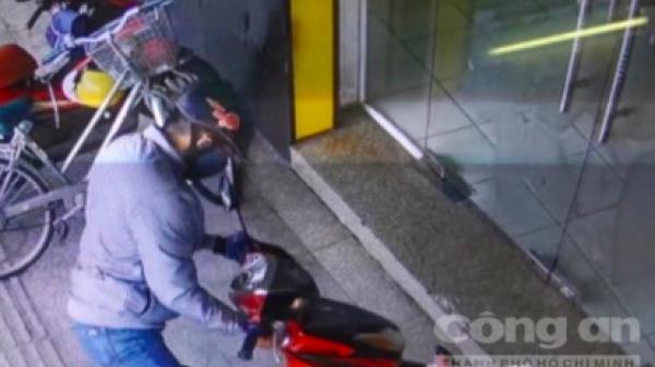NÓNG: Đã bắt nghi phạm dùng s úng c ướp ngân hàng ở Sài Gòn