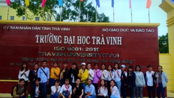Trường Đại học Trà Vinh công bố điểm trúng tuyển đợt I