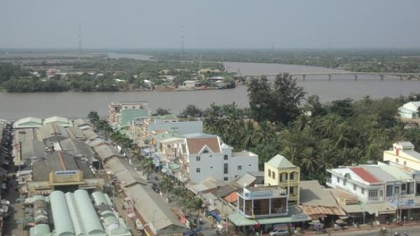 Trà Vinh: Xây dựng tuyến đường phục vụ di dân khi lụt bão gần 100 tỷ đồng