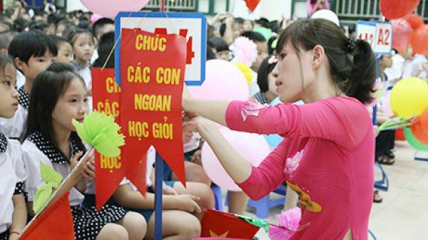 Trà Vinh ban hành khung kế hoạch thời gian năm học 2019-2020